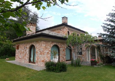 Villa in Valle d'Aosta – Geotermia