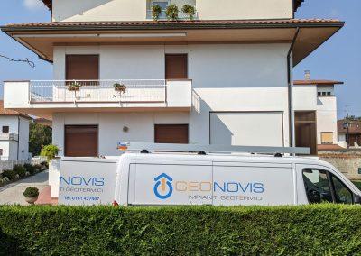 Novarese – Idrotermia